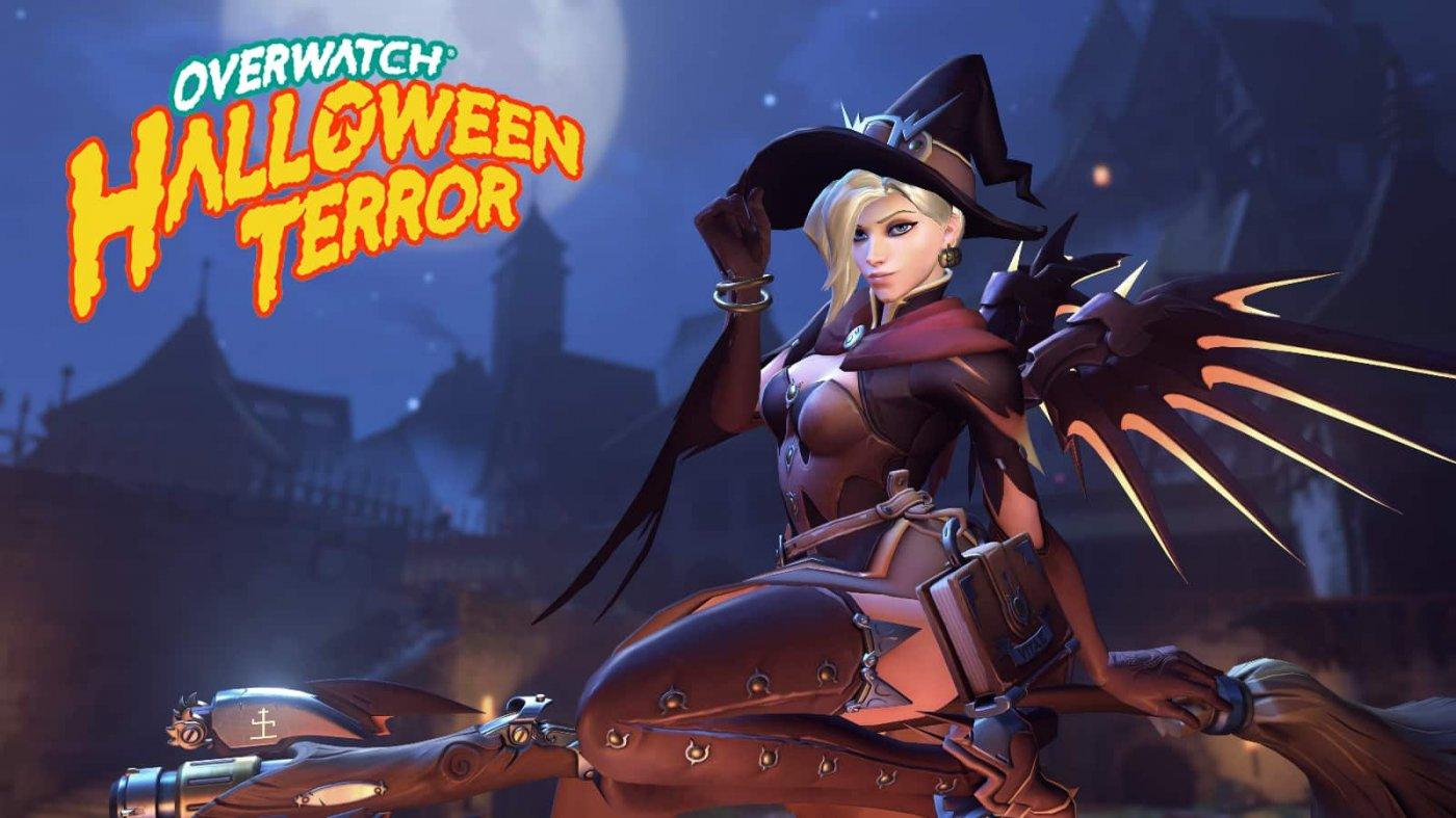 Overwatch - Halloween da Brividi 2021 disponibile