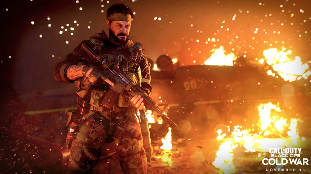 Call of Duty: Black Ops Cold War arriva il 13 novembre