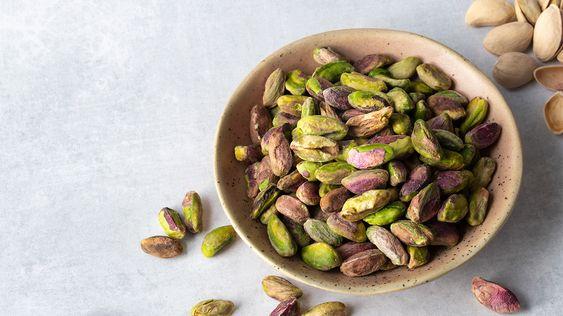 Quanta melatonina è contenuta nei pistacchi?