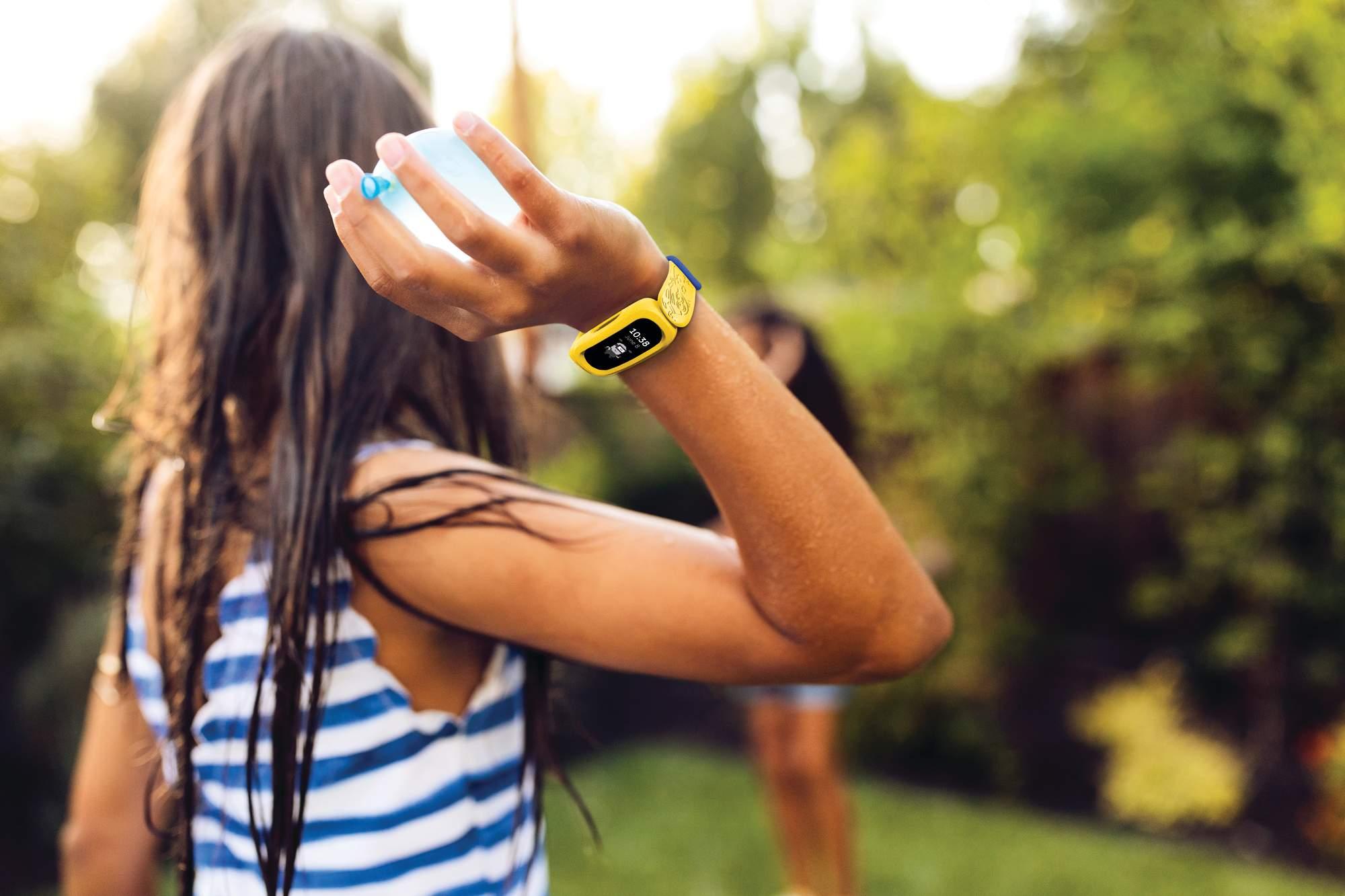 Fitbit! Nasce il tracker per bambini Ace 3 Special Edition: Minions