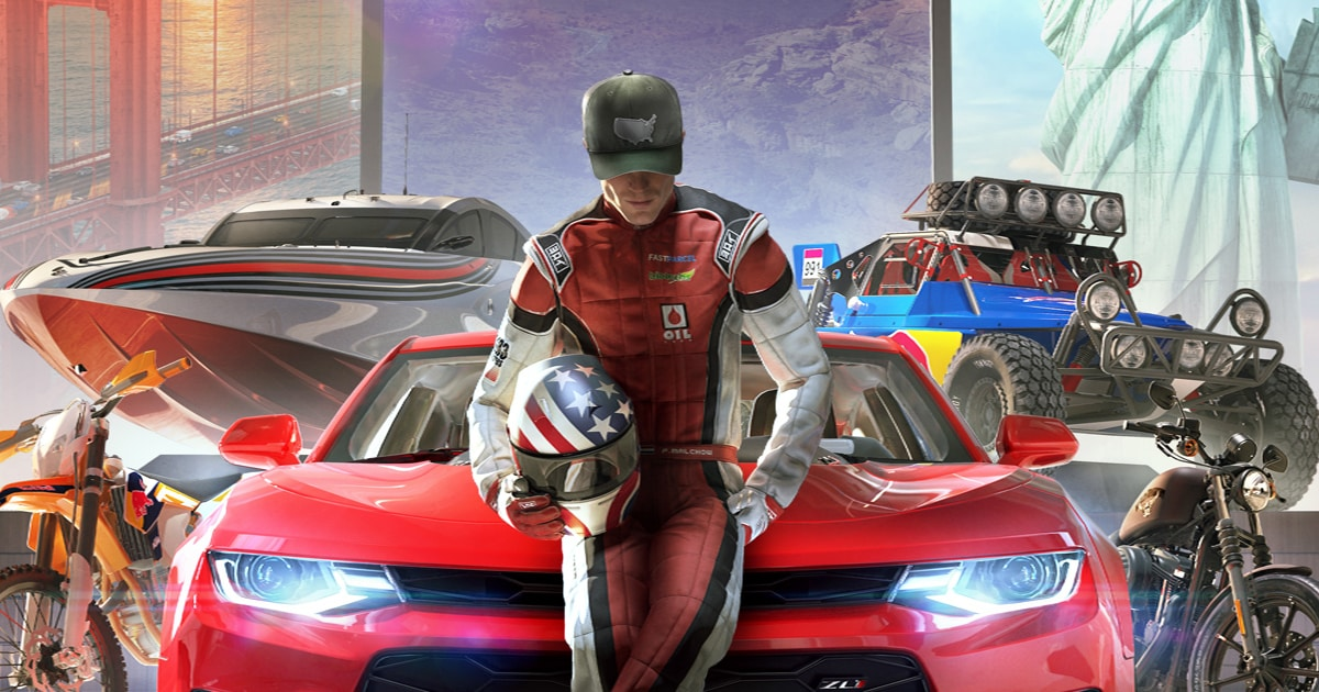 THE CREW 2: DLC GRATUITO DISPONIBILE