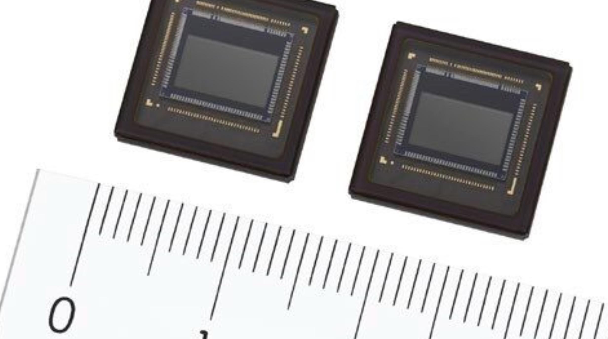 Sony annuncia due sensori di visione di tipo stacked
