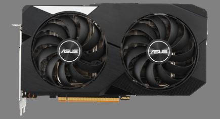 ASUS Dual Radeon RX 6600 disponibile in Italia