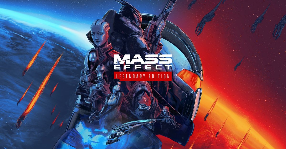 MASS EFFECT LEGENDARY EDITION DISPONIBILE A MAGGIO