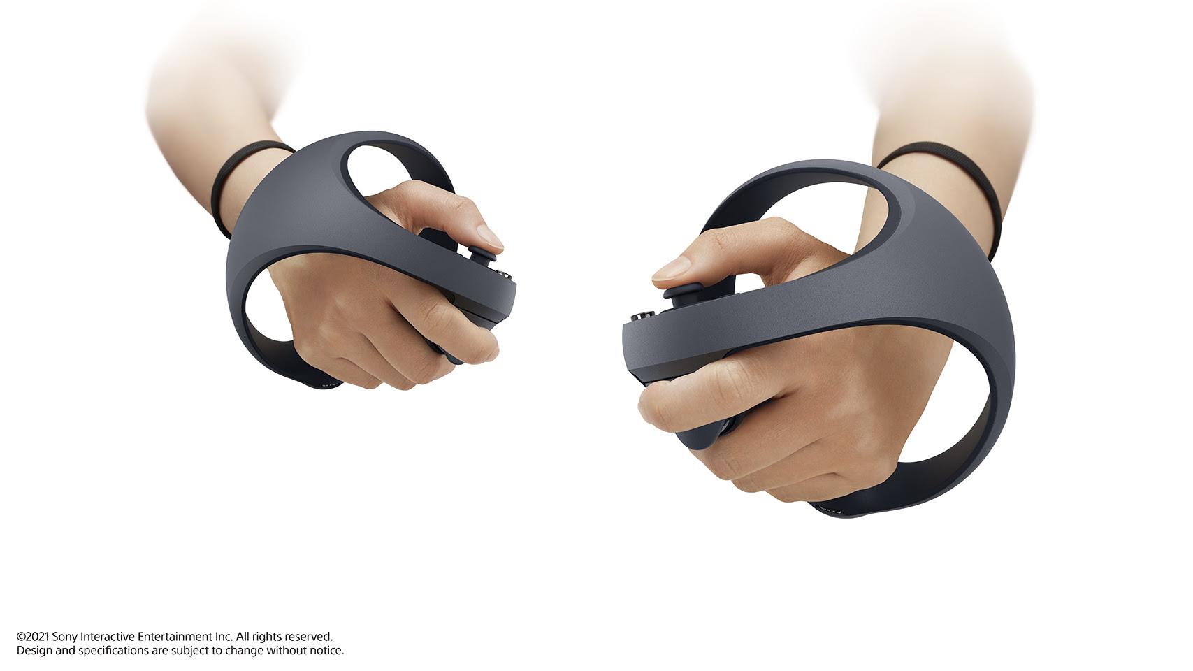 Controller VR PS5: Primi dettagli