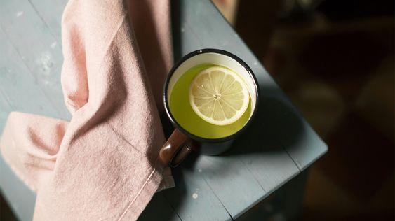 Tè verde al limone: quali benefici per la salute ?
