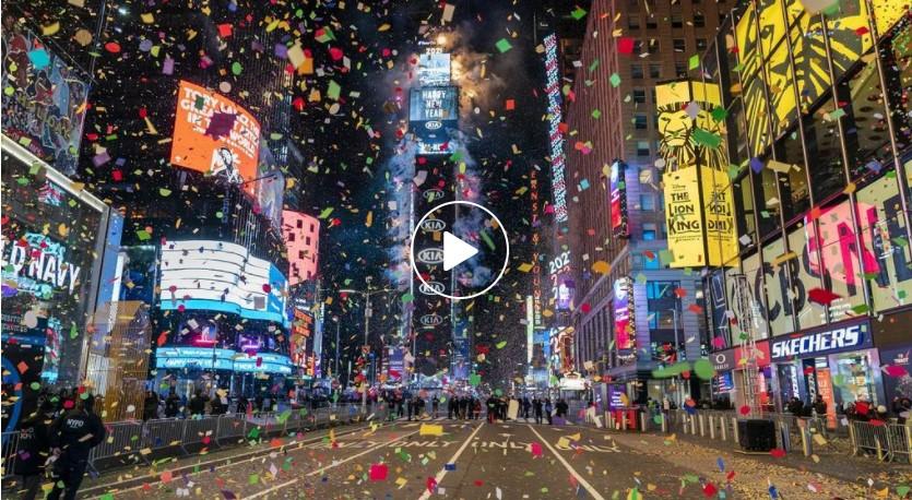 Da Wuhan a New York come siamo entrati nel 2021