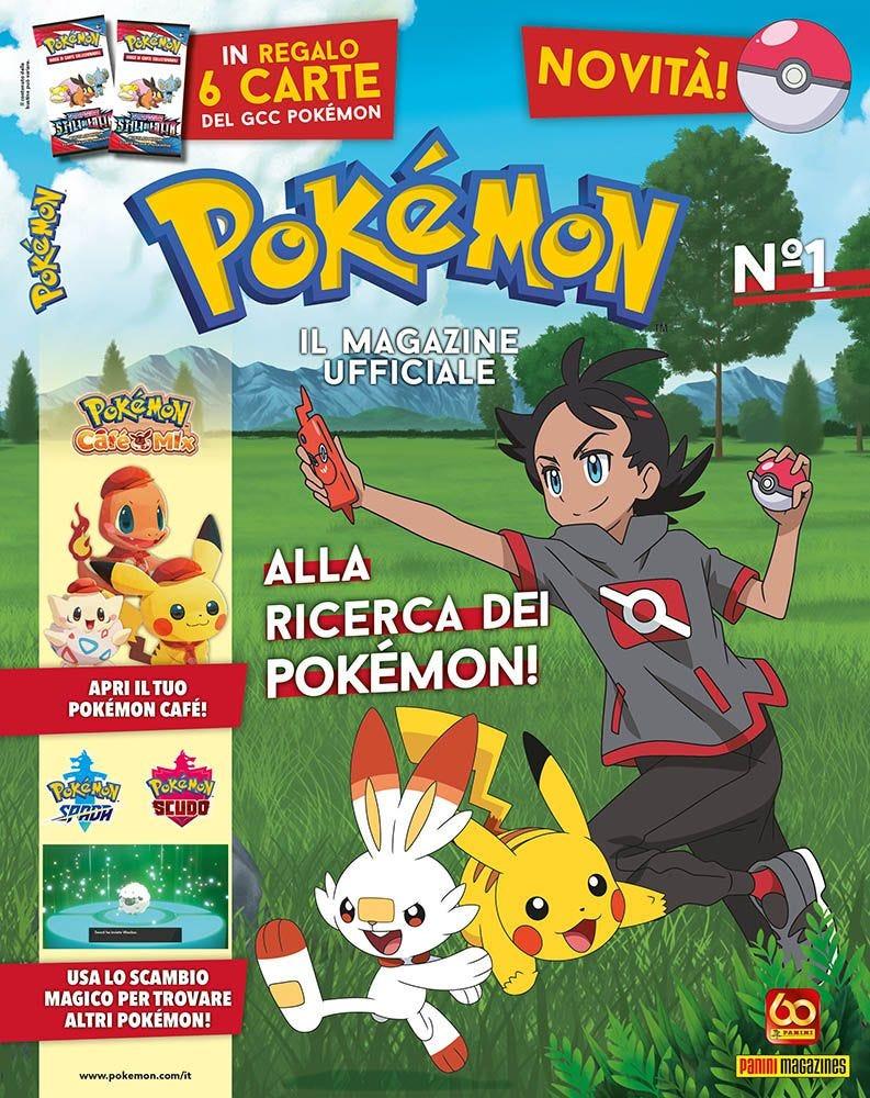 PANINI presenta Pokémon - Il Magazine Ufficiale