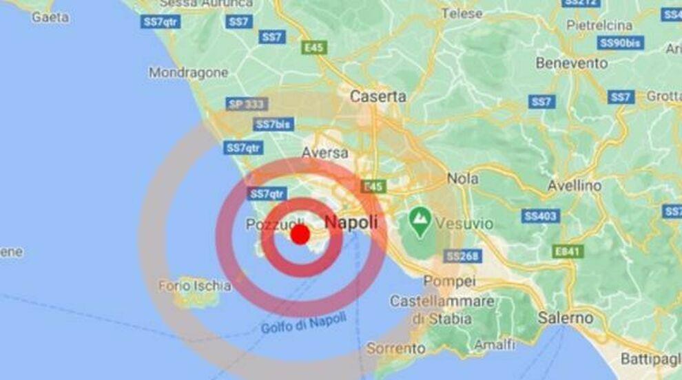 Terremoto Napoli Oggi 28 Dicembre 2020