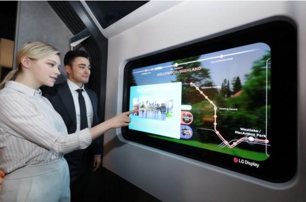 LG presenterà i nuovi schermi trasparenti al CES 2021