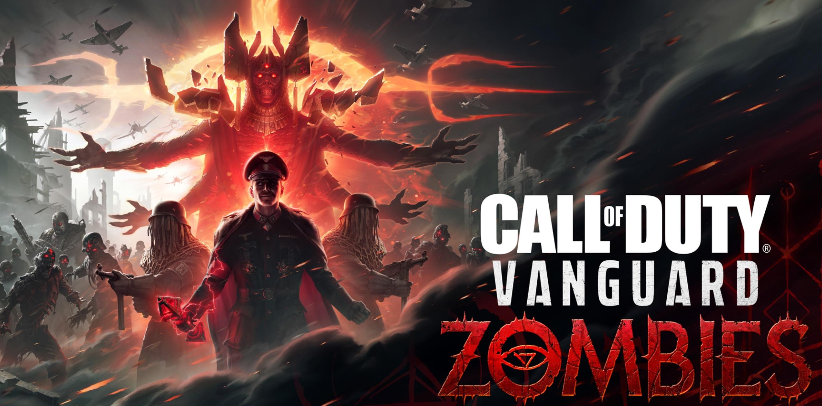 COD Vanguard Zombi - Il nuovo capitolo della saga dell