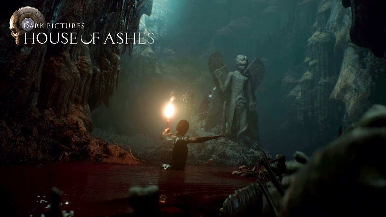 The Dark Pictures Anthology: House of Ashes disponibile ora