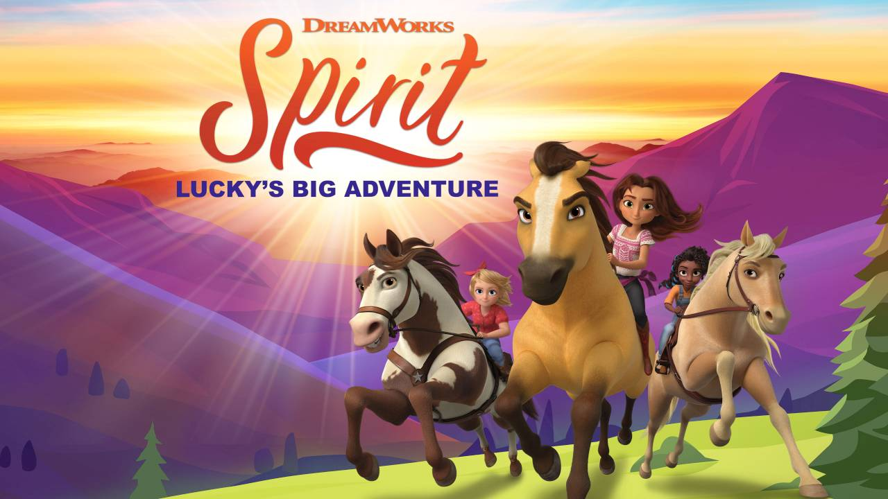 SPIRIT LA GRANDE AVVENTURA DI LUCKY SARÀ DISPONIBILE IN ESTATE