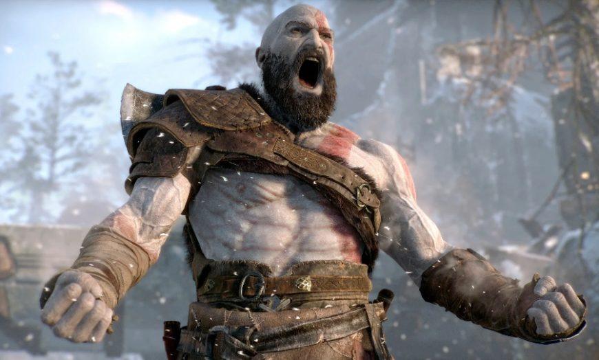 God of War - Announce PC Trailer