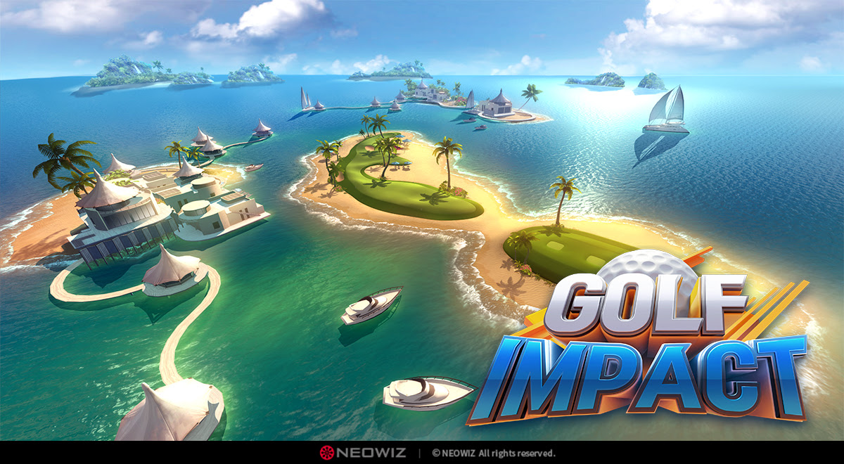 Golf Impact è disponibile su iOS e Android