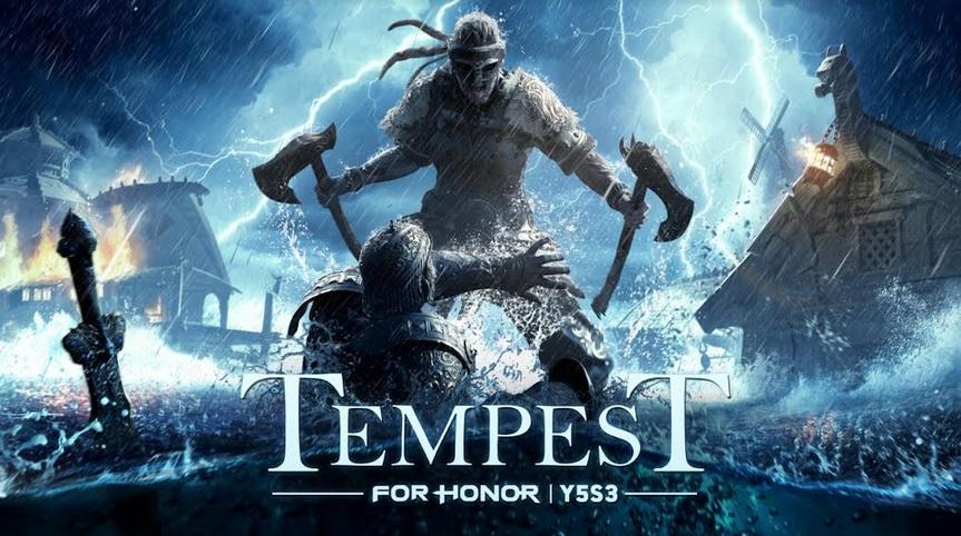 For Honor Stagione 3 Tempest disponibile il 9 settembre