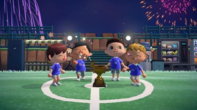 Gli Europei di Calcio con Animal Crossing: New Horizons
