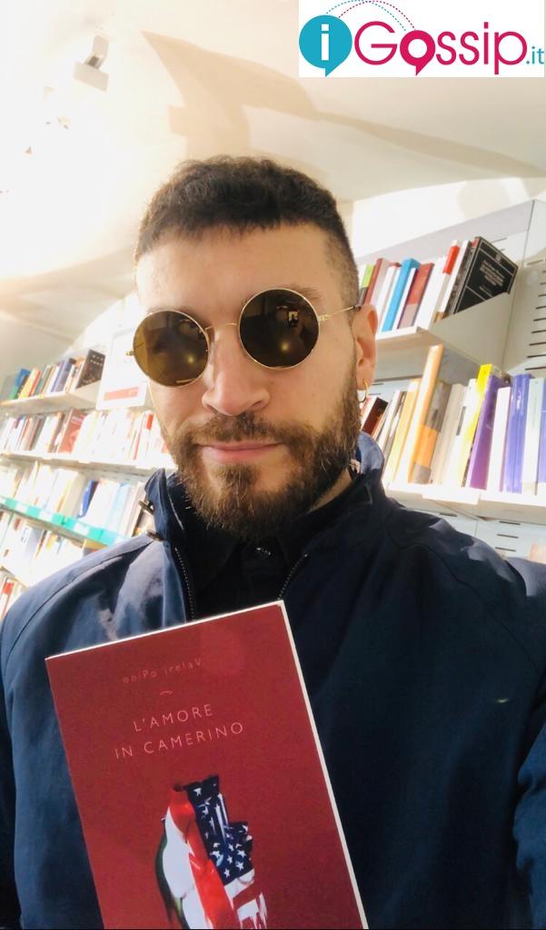 Valerio Pino su Alessia Marcuzzi: L