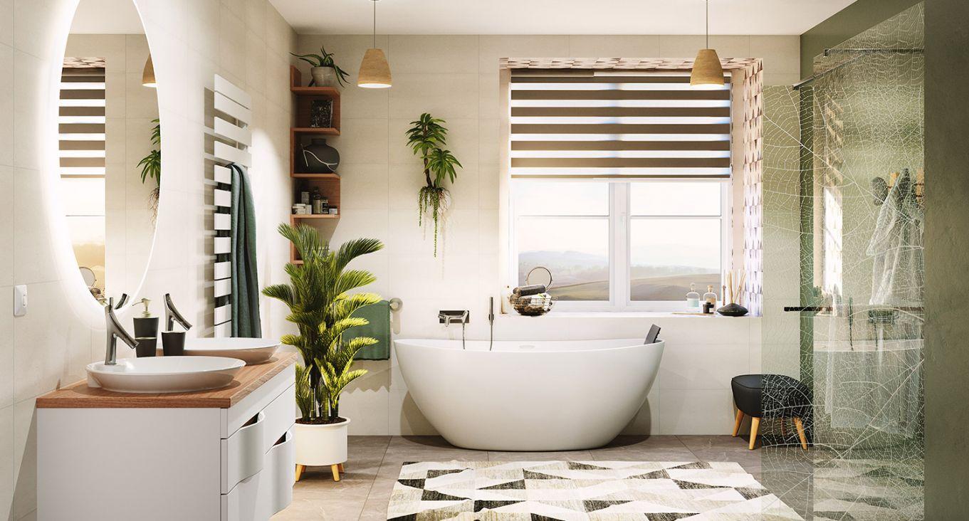 Arredare il bagno, problema asciugamani? Ecco come ottimizzare lo spazio