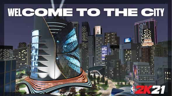 NBA 2K21 per Next-Gen presenta la Citt