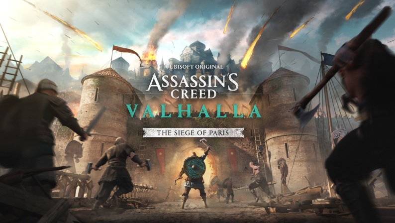 Assassin's Creed Valhalla l'Assedio di Parigi Recensione PS4