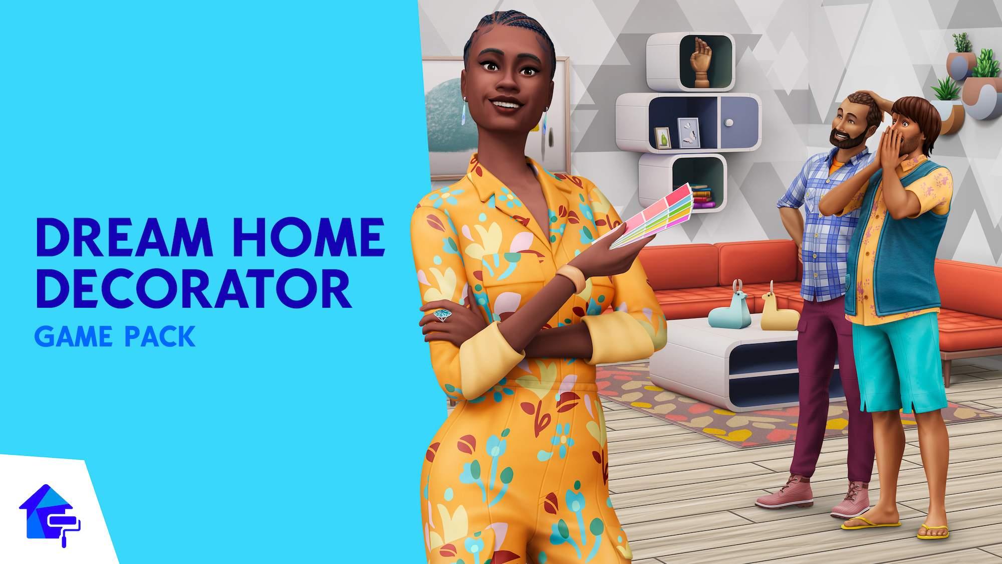 The Sims 4 Arredi da Sogno è ora disponibile