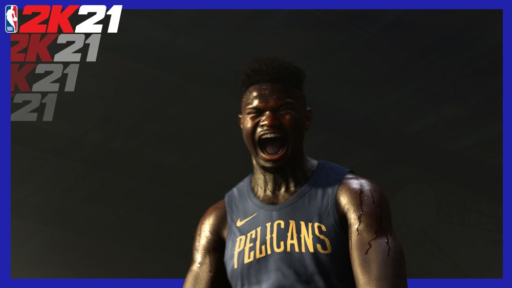 2K Annuncia NBA 2K21 per PLAYSTATION 5