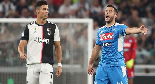 Si Rigioca Juventus Napoli: La Sentenza