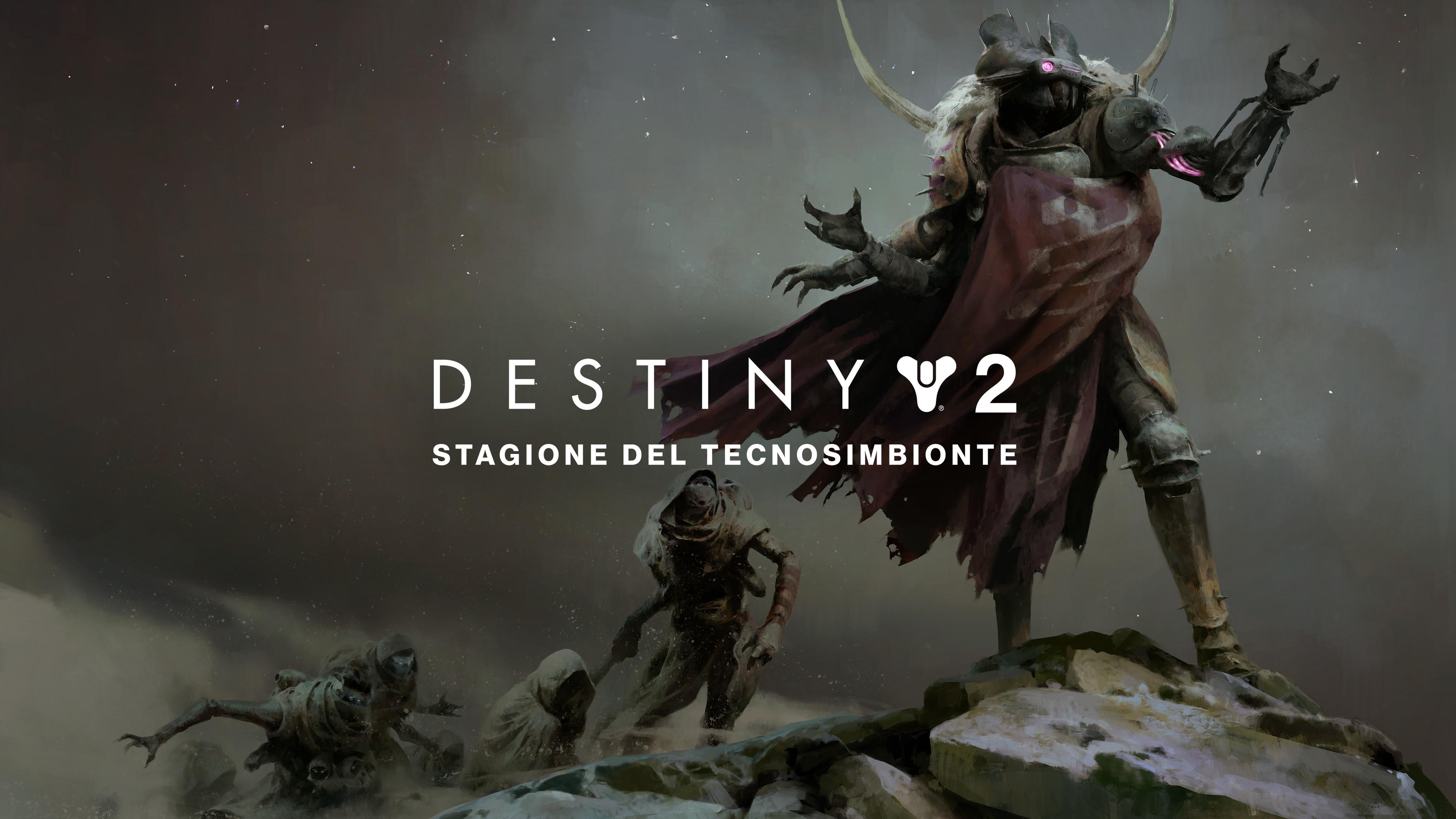 Destiny 2: Inizia oggi la stagione del TecnoSimbionte