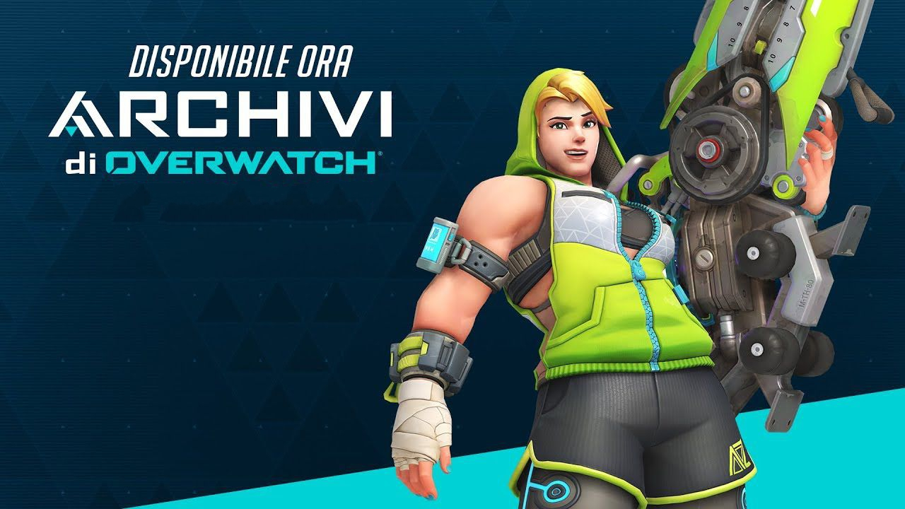Overwatch: Archivi 2021 disponibili