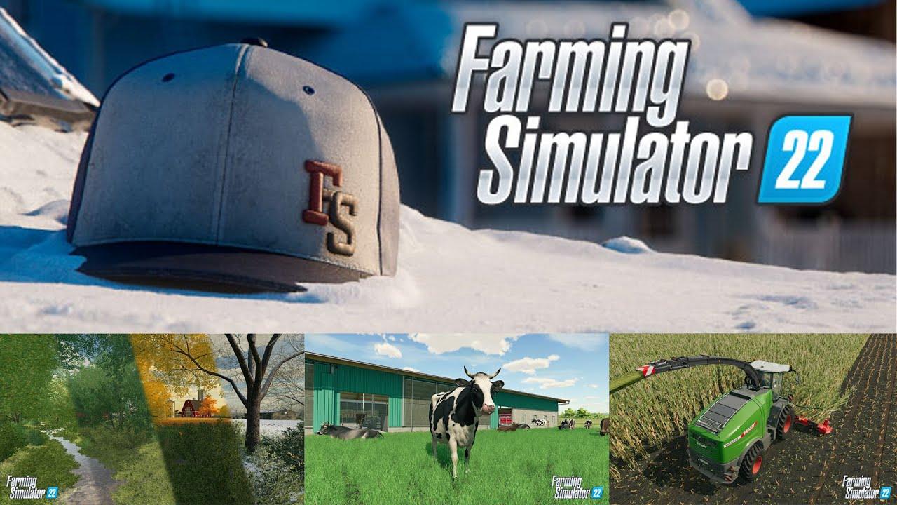 Farming Simulator 22: una galleria di immagini dedicata a tre nuove meccaniche