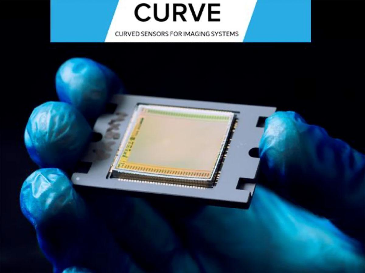 Curve-One il sensore fotografico curvo anche sugli smartphone?