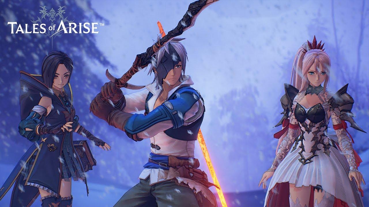 Tales of Arise: disponibile la demo