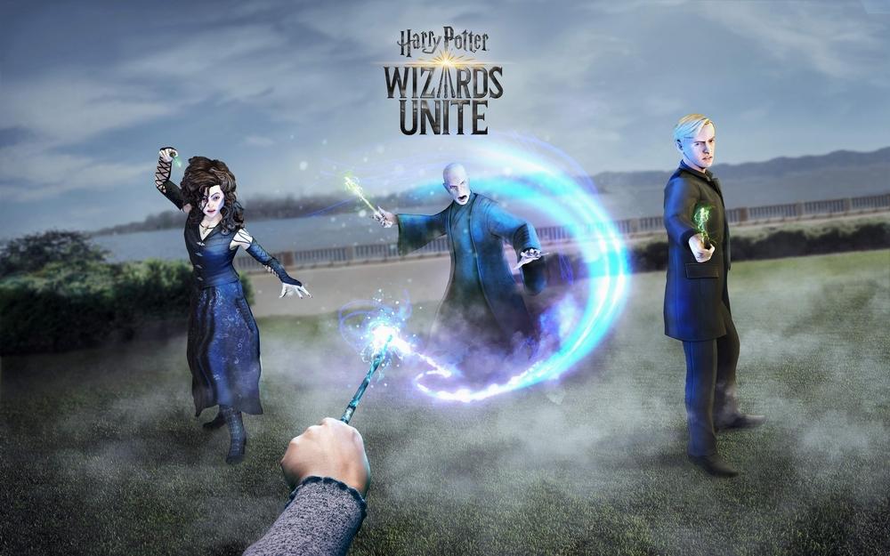 Harry Potter: Wizards Unite – arrivano i nemici leggendari