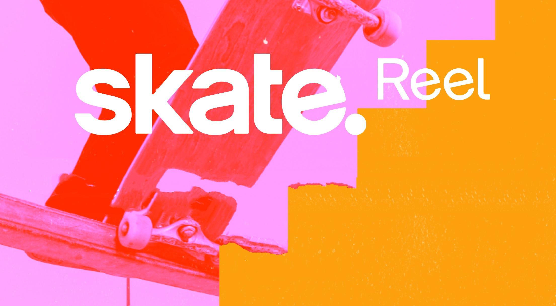 Skate. celebra 14 anni con il lancio di Skate.Reel