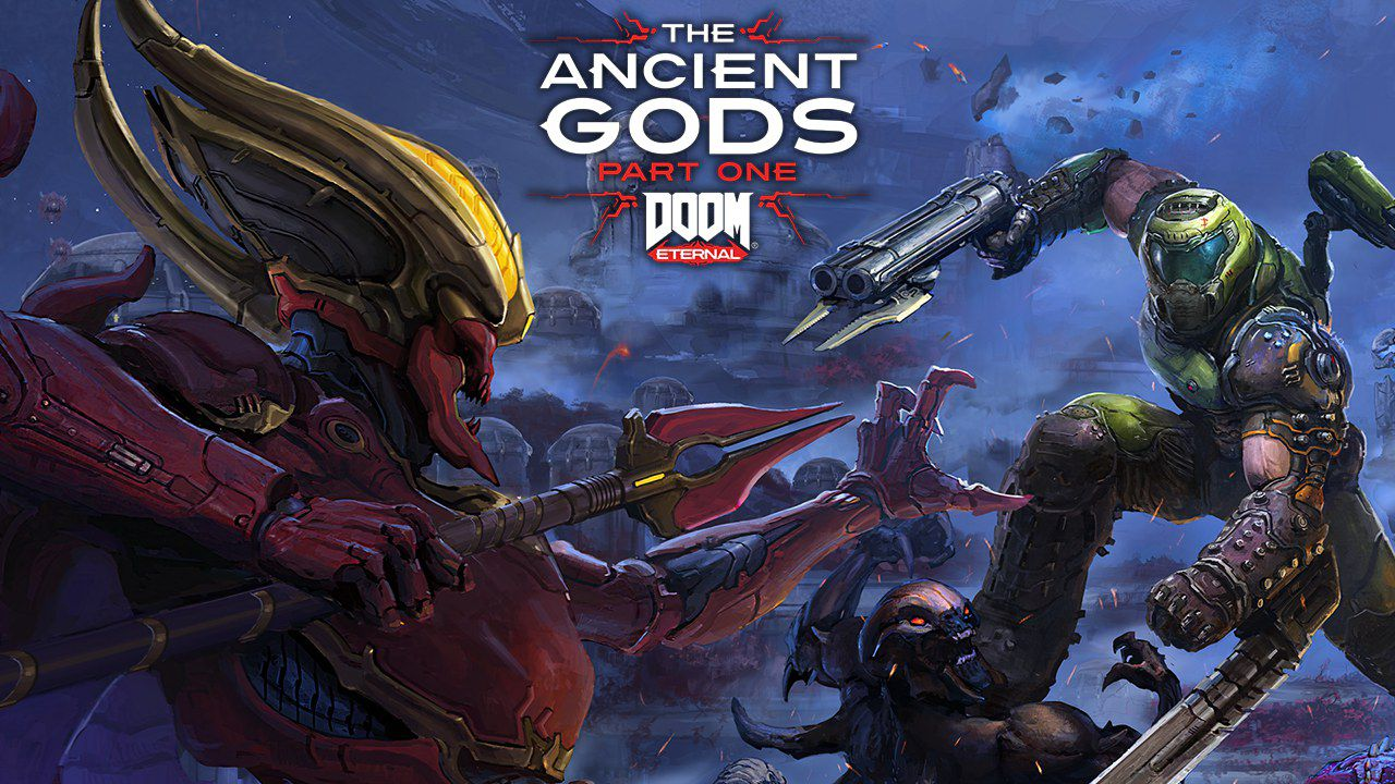 DOOM Eternal: The Ancient Gods Parte 1 disponibile