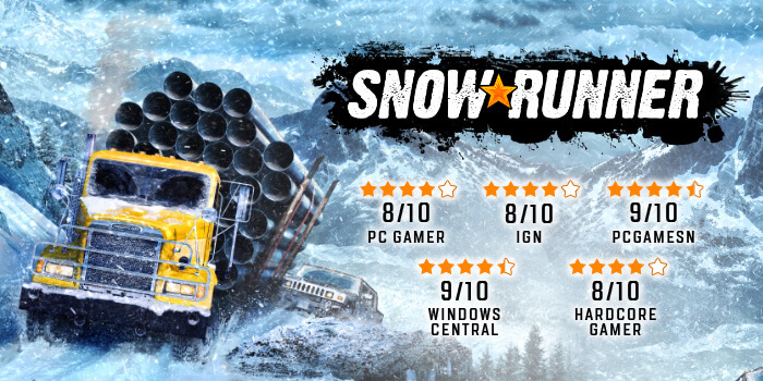 SnowRunner – Il DLC Season 3: Locate & Deliver è disponibile