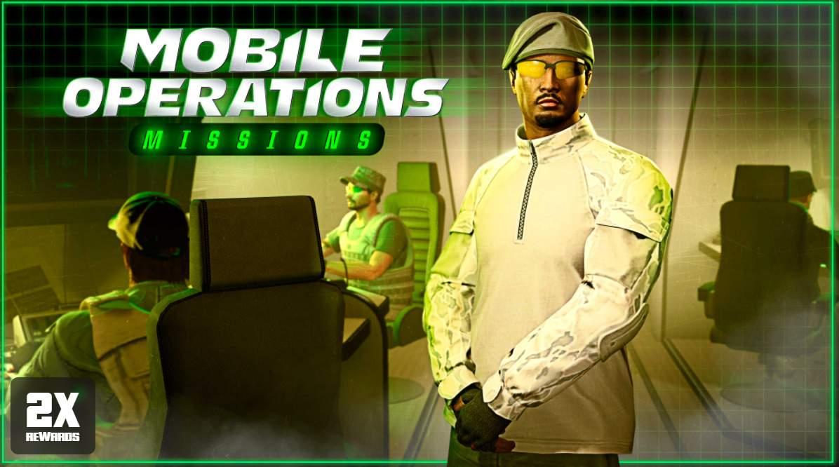 GTA Online: bonus per Operazioni mobili, ricerca bunker e in Guerriglia motorizzata
