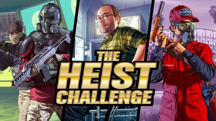 GTA Online: prepararsi all'arrivo di una nuova Sfida dei colpi
