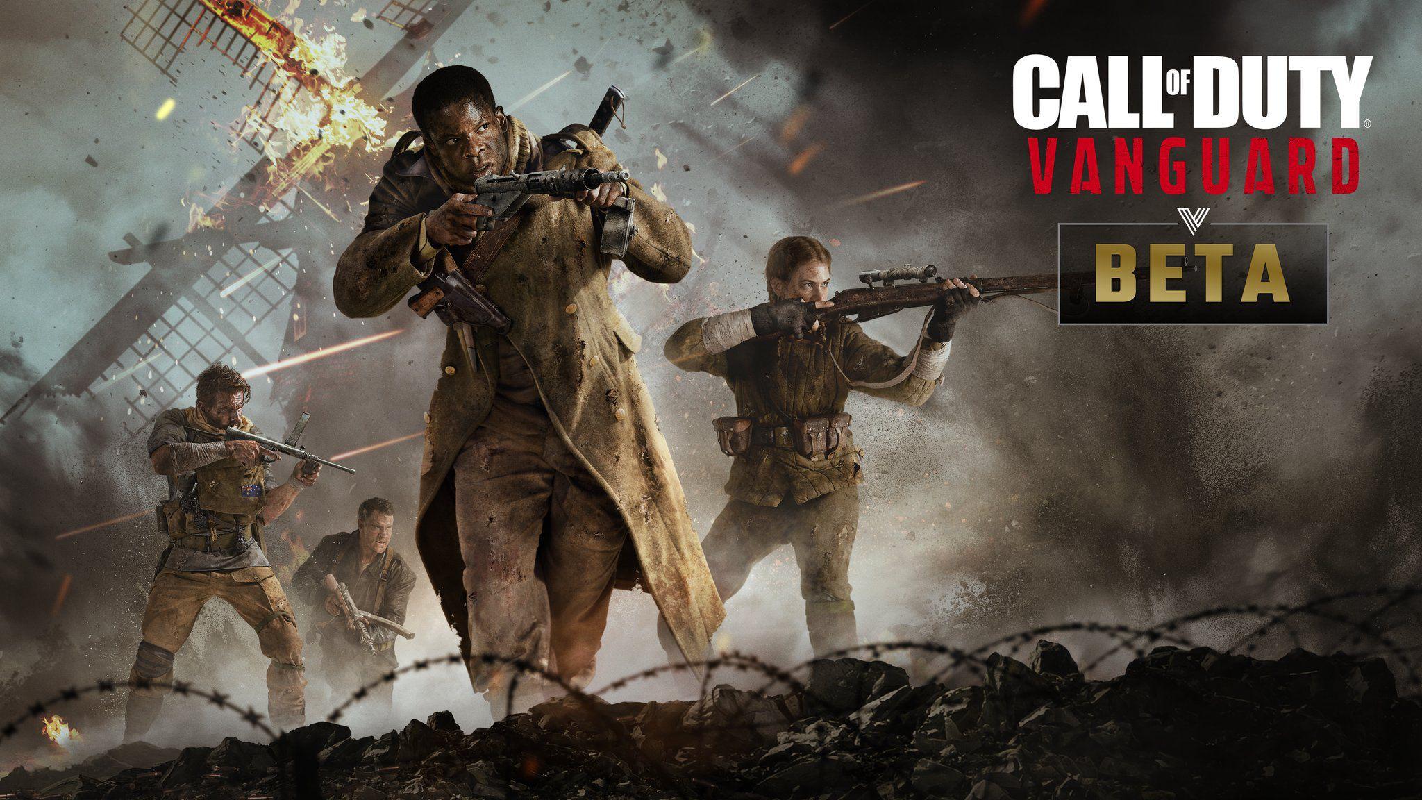 Call of Duty: Vanguard Beta è in arrivo