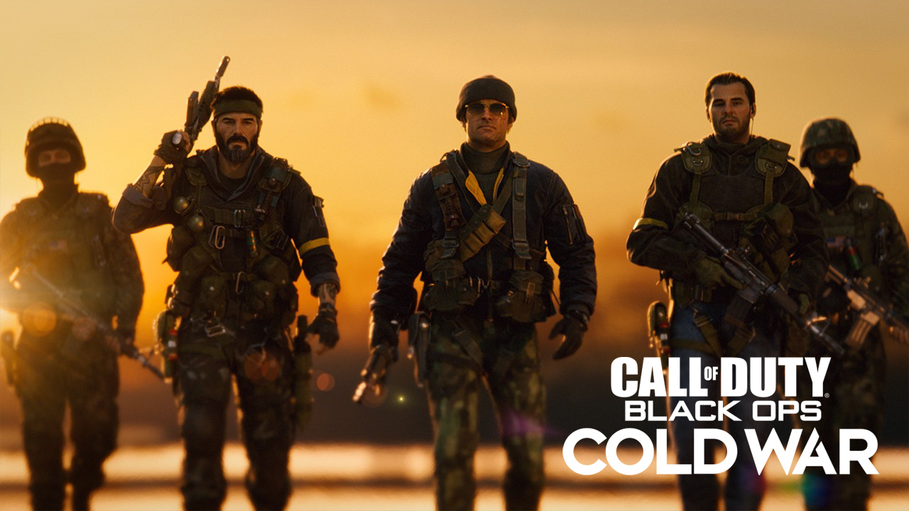 Call of Duty: Black Ops Cold War – Trailer di lancio