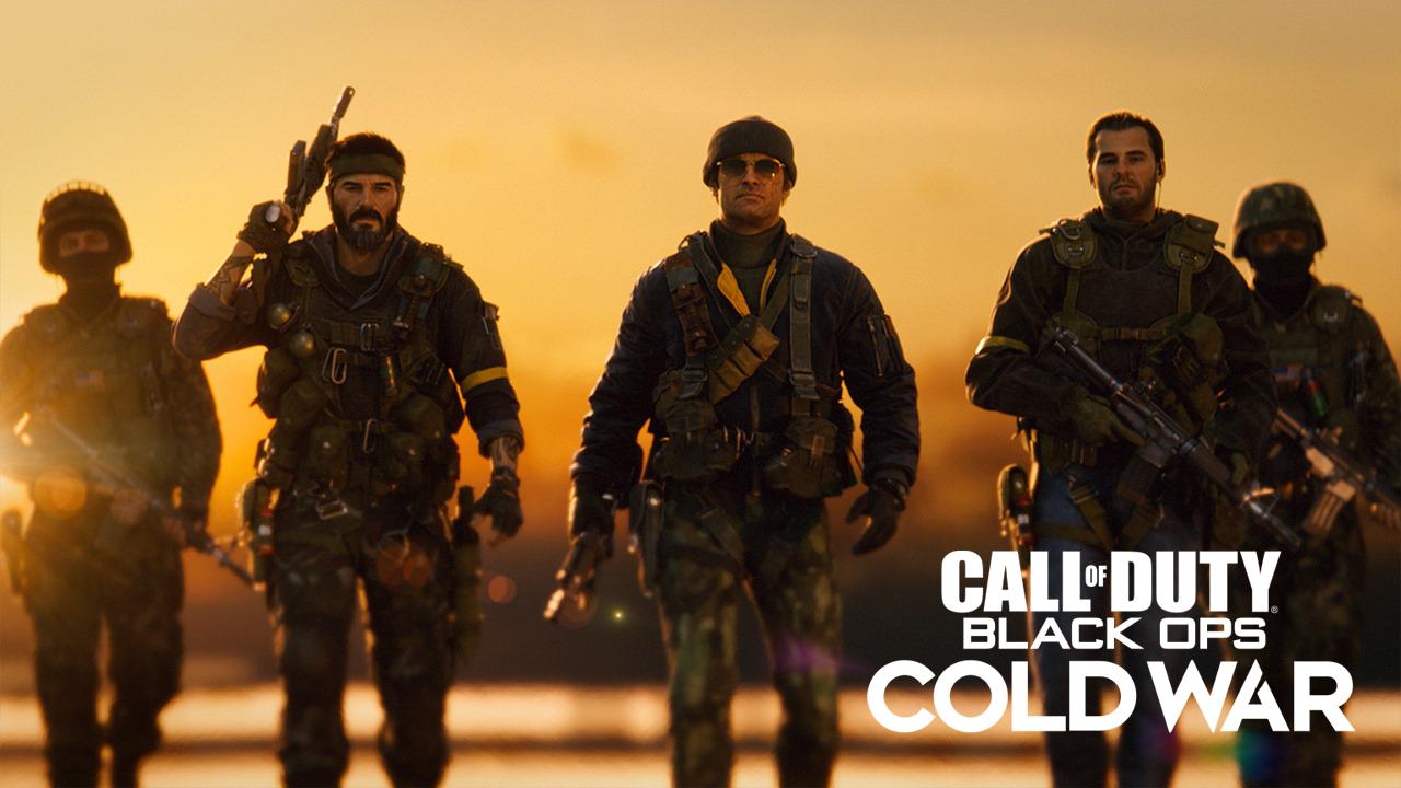 Call of Duty: Black Ops Cold War – Trailer di lancio