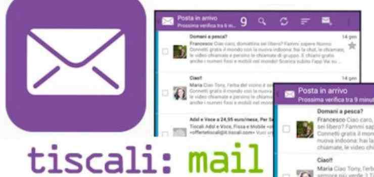 Tiscali Mail Dà Problemi al Login