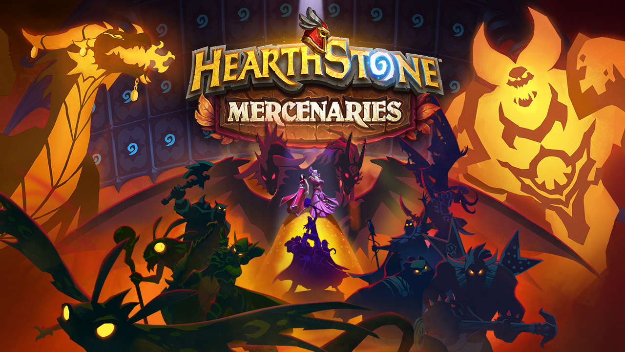 Hearthstone Mercenaries arriva a ottobre