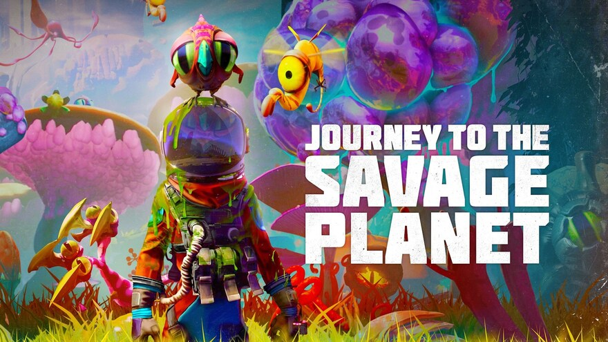 Journey To The Savage Planet oggi disponibile su Steam in sconto
