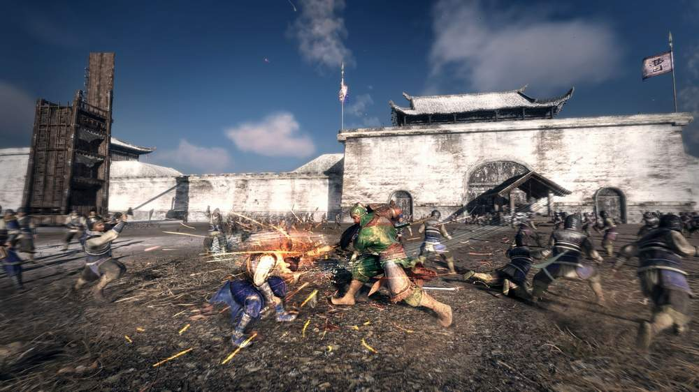 DYNASTY WARRIORS 9 EMPIRES AL TGS 2020