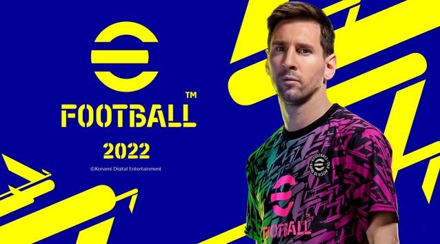eFootball 2022 in uscita il 30 settembre