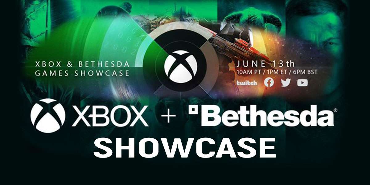Xbox & Bethesda Games Showcase: Appuntamento a domenica 13 giugno