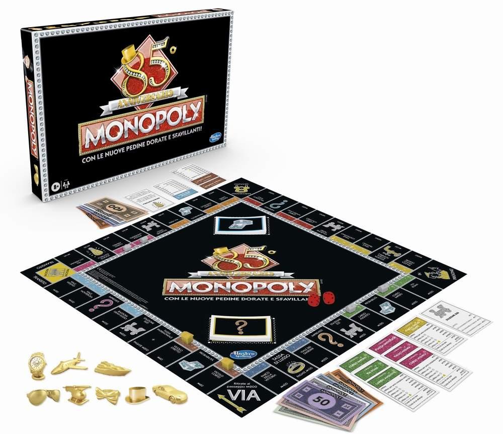 Buon compleanno Monopoly : sono 85 anni
