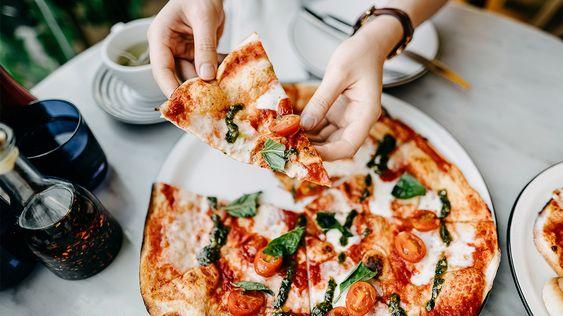 La pizza è ricca di colesterolo?